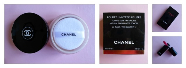 chanel purchase