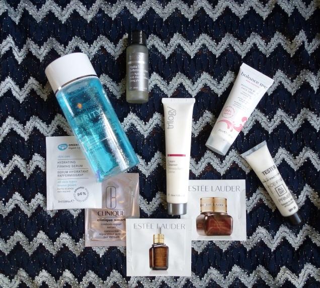 skincare travel kit
