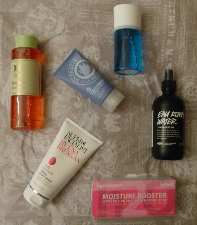 london shopping haul skincare