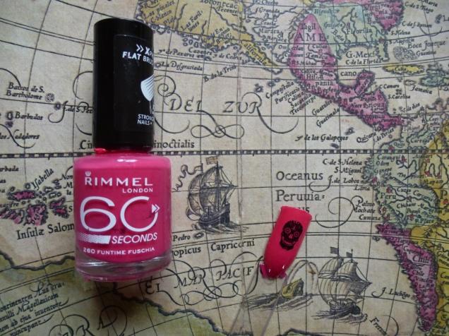pirate pink