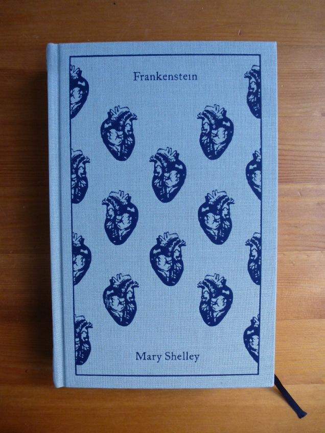 frankenstein clothbound classic penguin