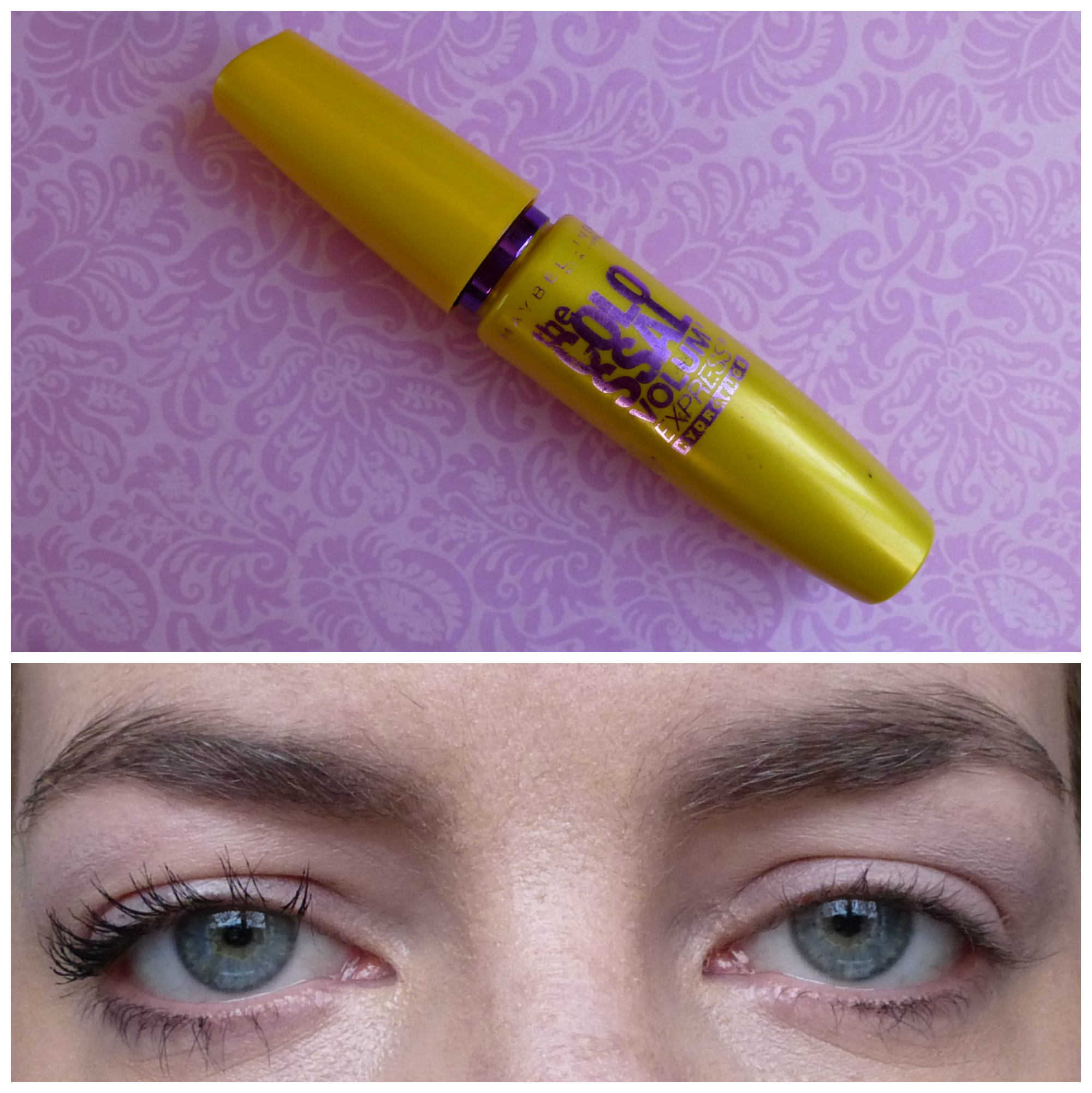 Colossal Maybelline Mascara – Doves and Roses