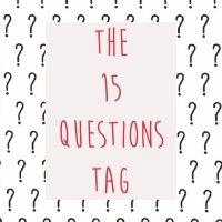 the 15 Questions Tag