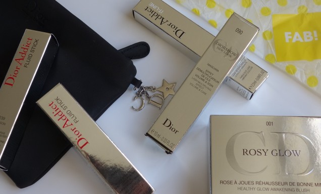 Annie's Beauty Dior Christmas Giveaway (2)