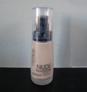 catrice nude illusion foundation