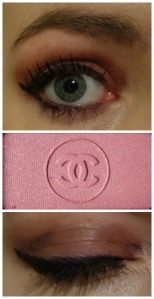Chanel Hesitation Swatch and Look