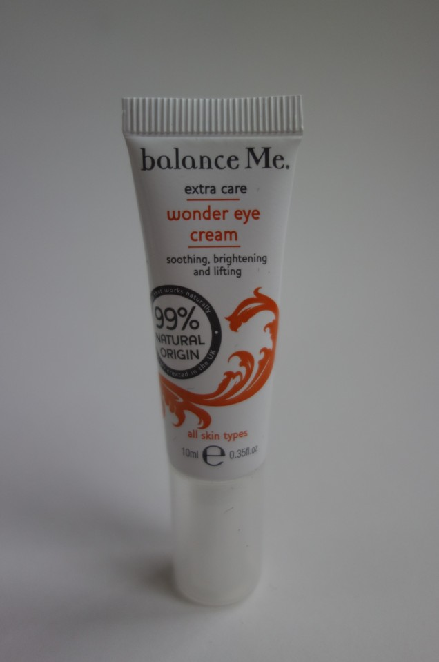 balance me eye cream 2