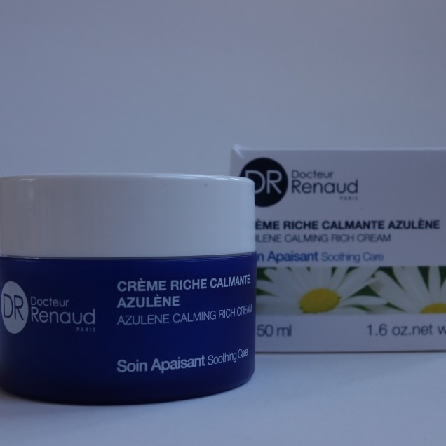 Dr Renaud Azulene Rich Calming Cream 5