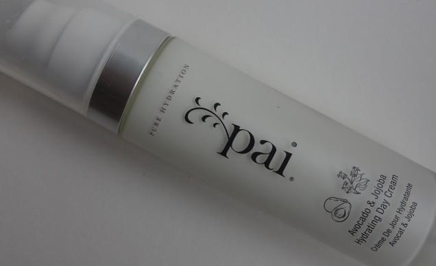 morning skincare routine pai cream