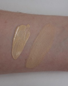 Nars Sheer Glow Deauville Swatch 2