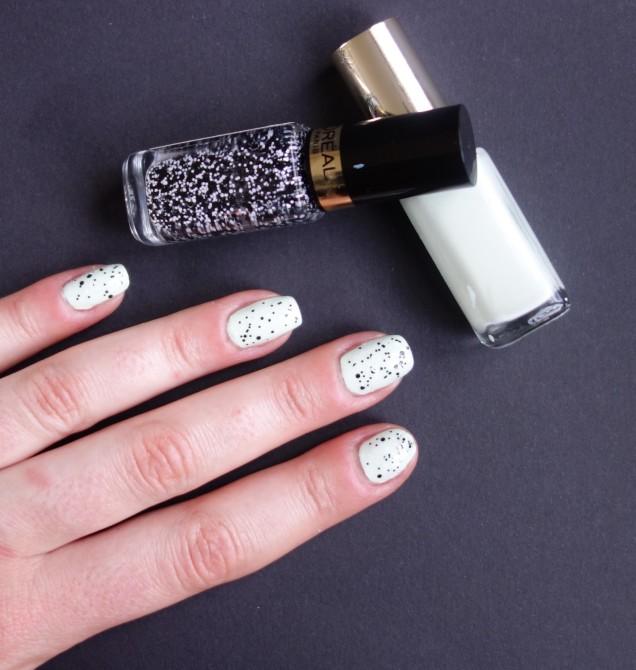 pistache egg nails