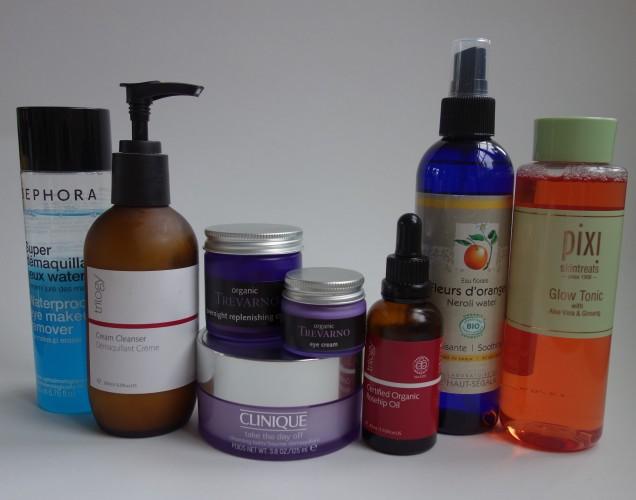 Skincare Routine Spring PM (2)
