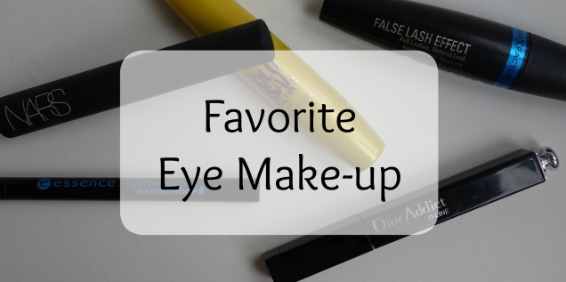 favorite eye products text