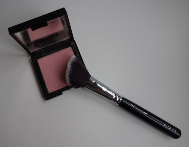 Favorite Tools zoeva blush