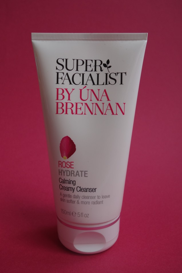 Superfacialist Una Brennan Rose Cleanser