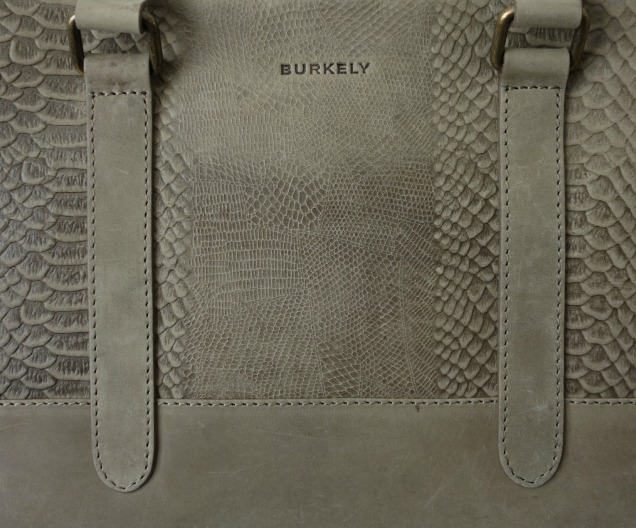 Burkely Filippa Bag Sage (4)