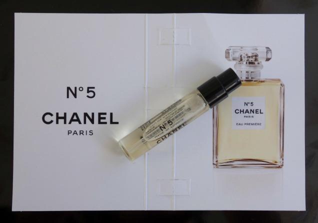Chanel Perfume No5 Eau Premier