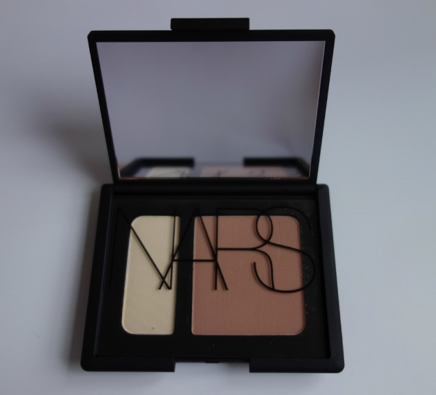 how to use nars contour blush paloma