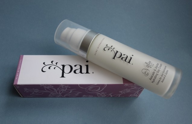 Organic Pai Avocado and Jojoba Hydrating Day Cream