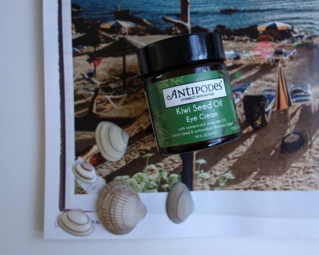 Green Wonder: Antipodes Kiwi Seed Oil Eye Cream – Doves and Roses