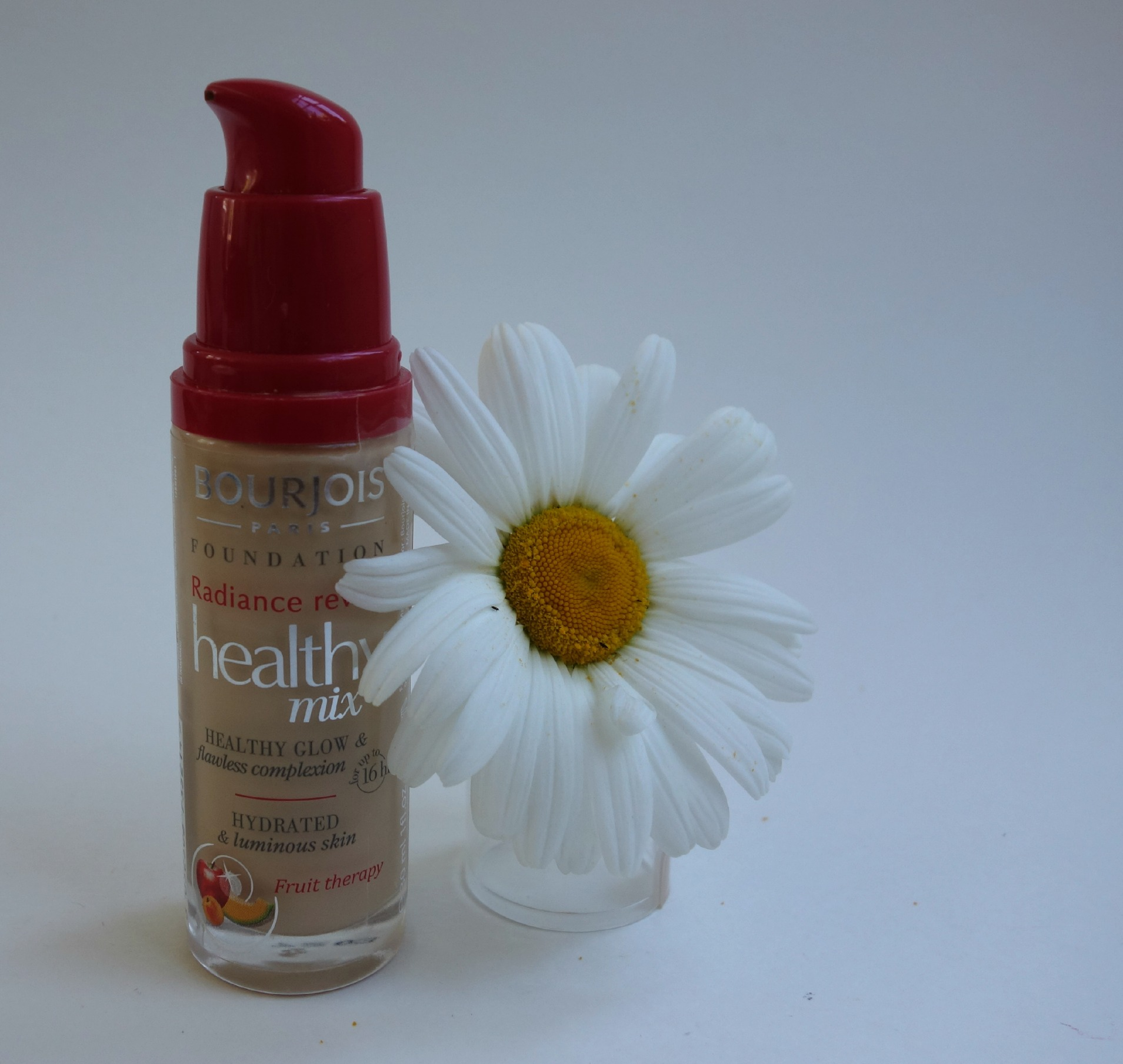 Worth the hype bourjois healthy mix foundation doves and roses - Kleur selectie ...