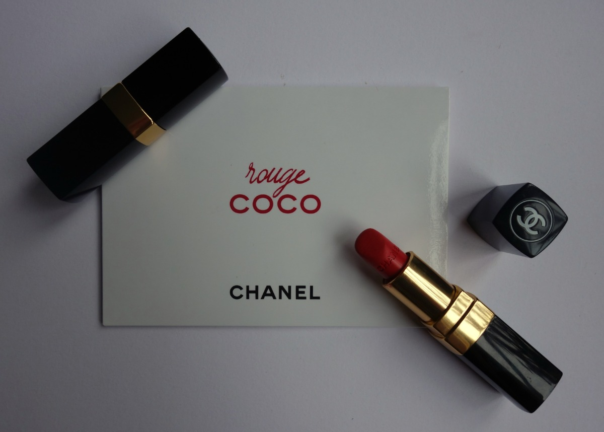 6 Days of Chanel Rouge Coco Lipstick: Arthur