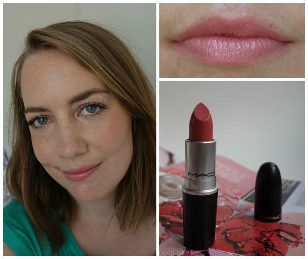 Mac Peach Blossom Nude Lipstick (2)