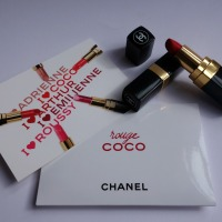 6 Days of Chanel Rouge Coco lipstick: Dimitri
