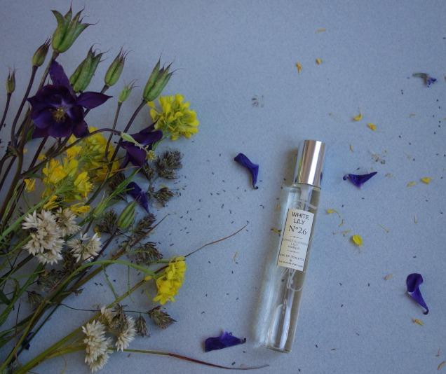 master perfumer white lily no26