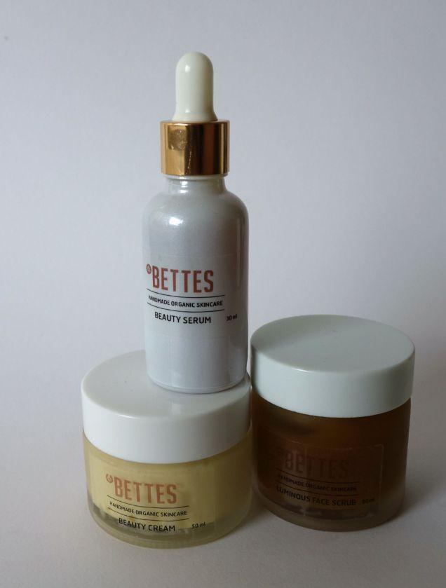 autumn haul Bettes Handmade Organic Skincare