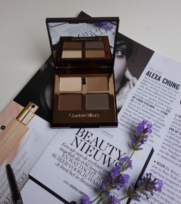 Charlotte tilbury the sophisticate eyeshadow palette neutral