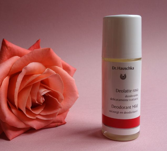 r hauschka natural deodorant rose