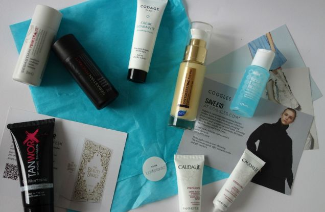 LookFantastic Beauty Box September 2015 (1)