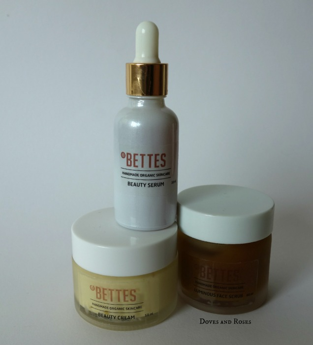 Bettes Handmade Organic Skincare Beauty Serum