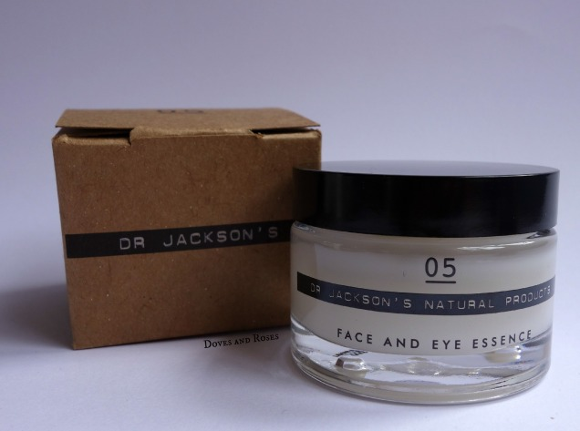 Dr Jackson's 05 Face and Eye Essence natural skincare