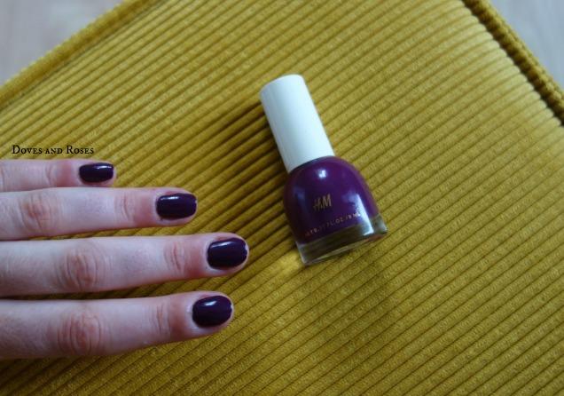 HM Byzantium Nail polish nagellak