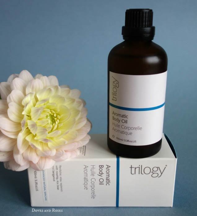 Natural Trilogy Aromatic Body Oil