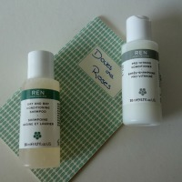 First Impressions: Clean Hair Care by Ren