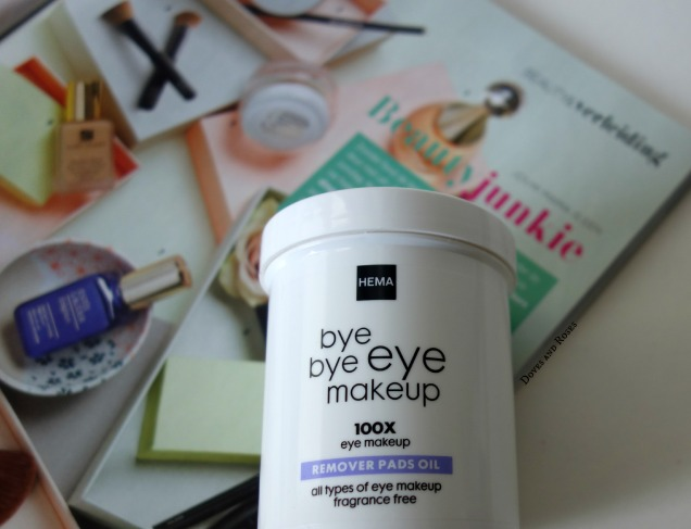 Hema Bye Bye Eye Makeup Remover Pads Oil