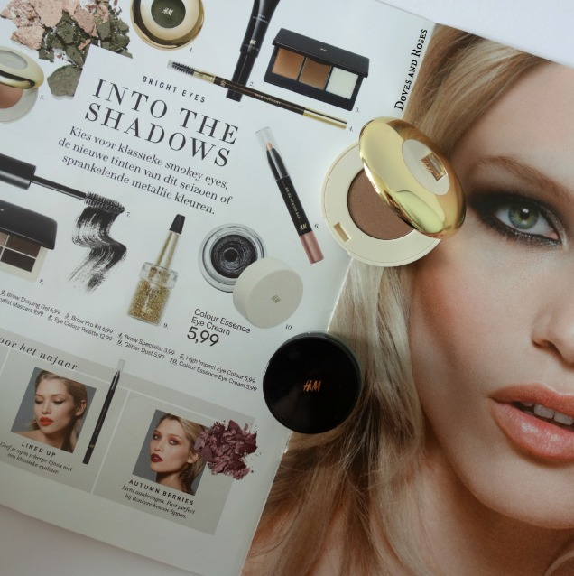 H&M High Impact Eye Colour Shiitake