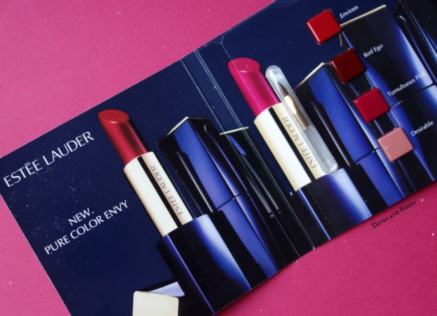Estee Lauder Pure Color Envy Sculpting Lipstick