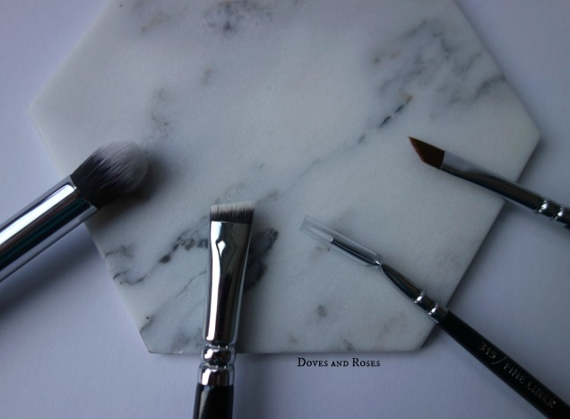 Zoeva Complete Eye Brush Set Makeup Brushes