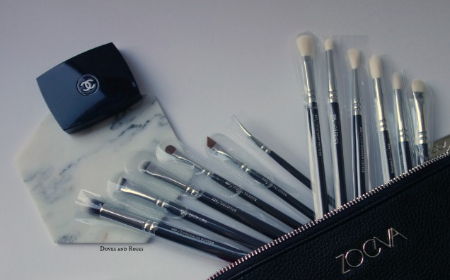 Zoeva Complete Eye Brush Set (16)