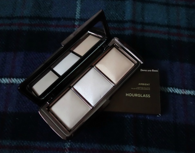 edinburgh mini haul with hourglass ambient lighting palette