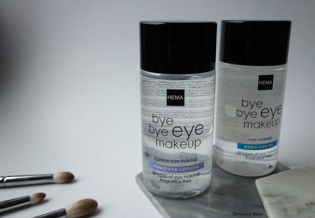 Hema Bye Bye Eye Makeup Remover lotion