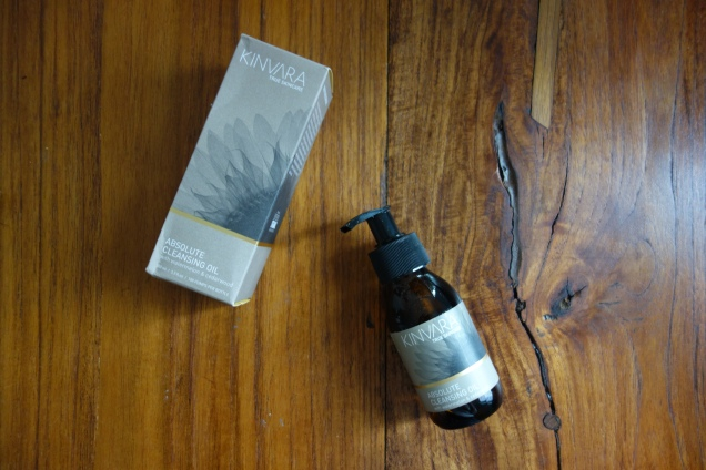 Kinvara Absolute Cleansing Oil natural skincare