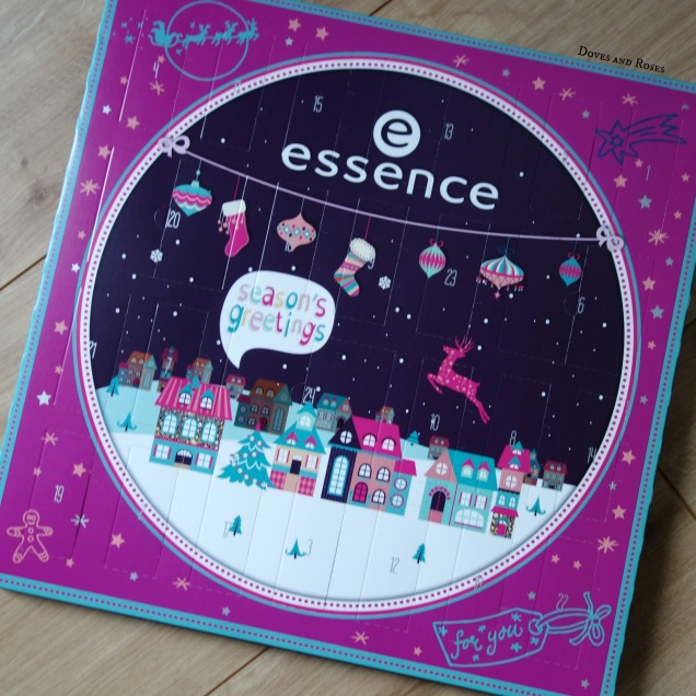 Essence Advent Calender nail polish top coats