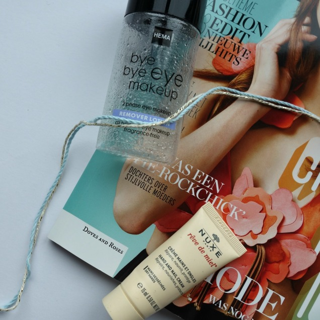 February Empties with Bettes Skincare, Hema, Nuxe, and Ren