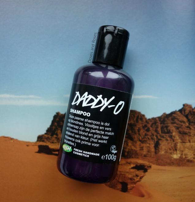 lush daddy-o natural violet shampoo