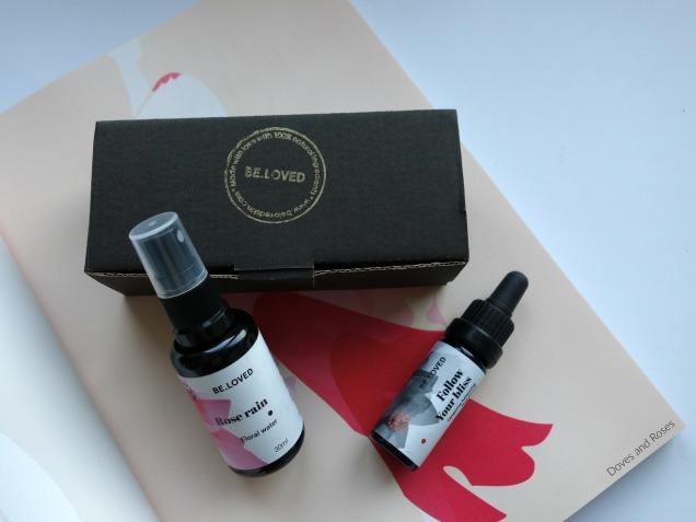 Be.Loved organic skincare follow your bliss tangarine balancing face serum